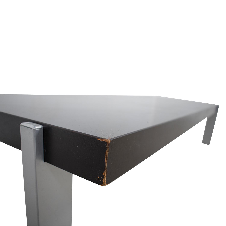 Canadian Custom Modern Coffee Table used