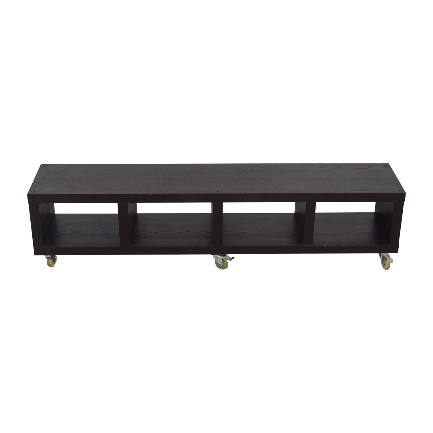 Canadian Custom Media TV Stand for sale