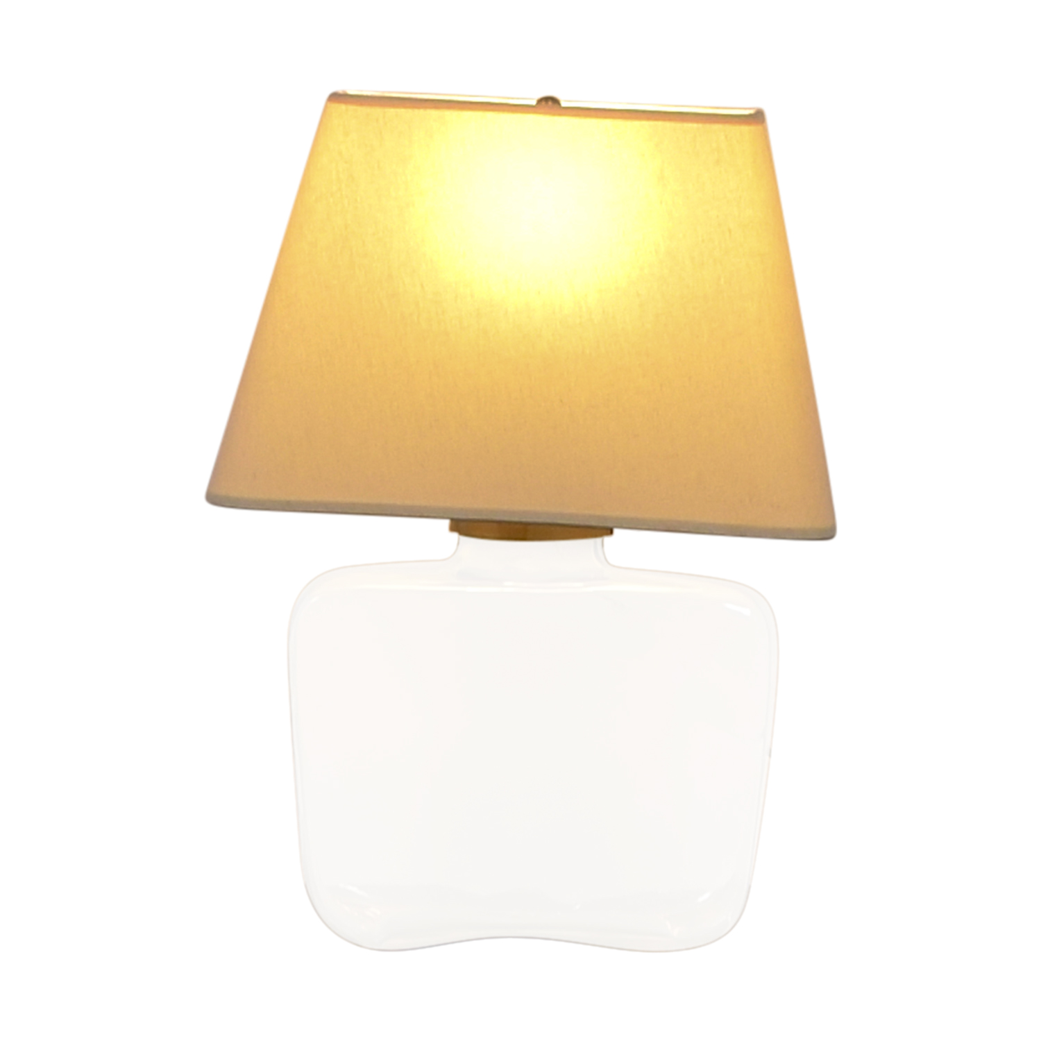 buy Pottery Barn Pottery Barn Atrium Glass Table Lamp online