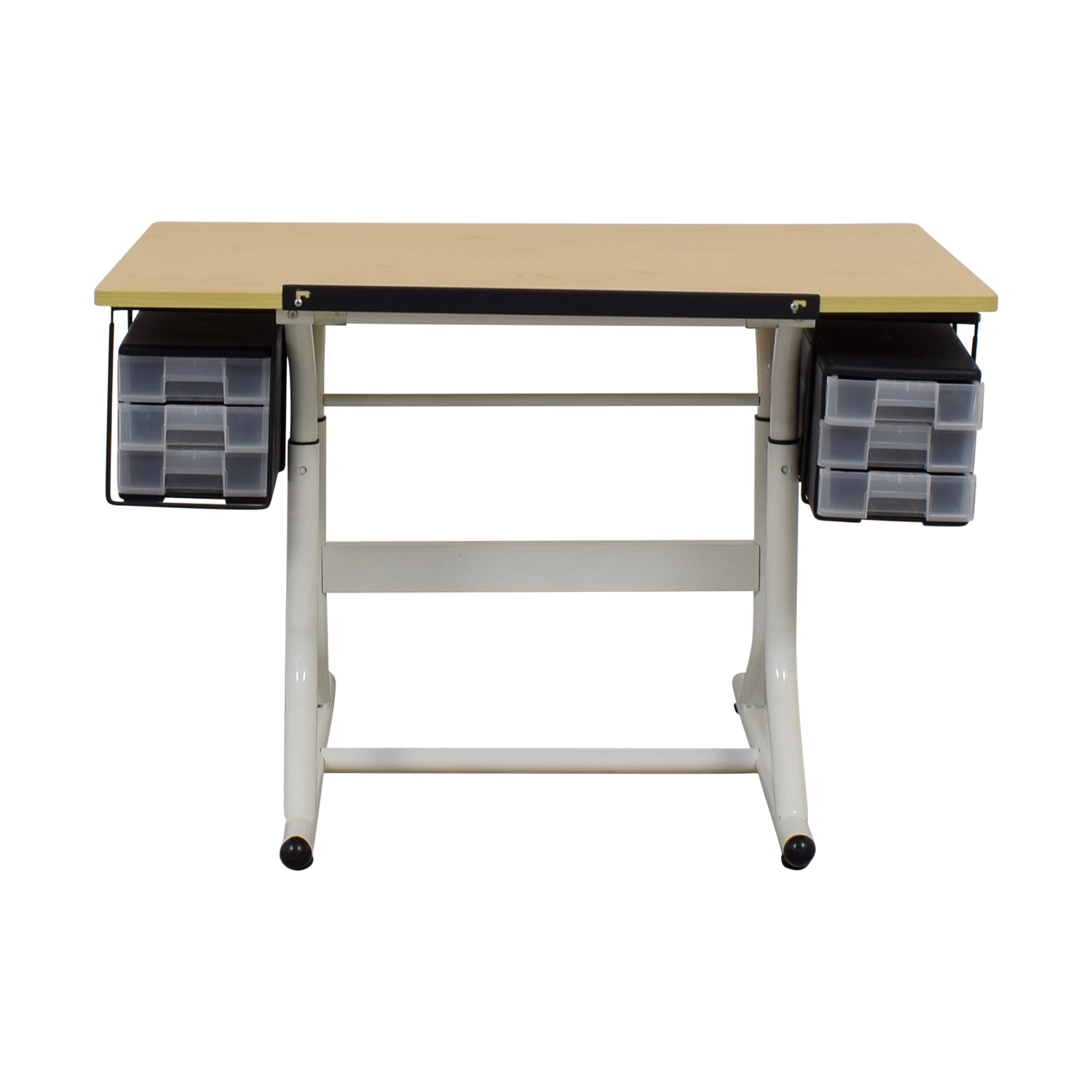 Alvin Home Office CraftMaster Alvin Home Office CraftMaster Art and Hobby Table on sale