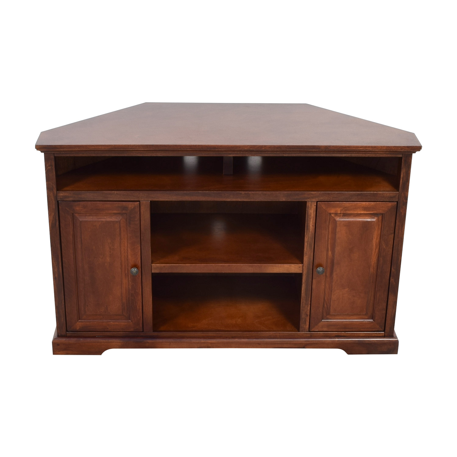 buy Darby Home Co. Legrand Corner TV Stand Darby Home Co.