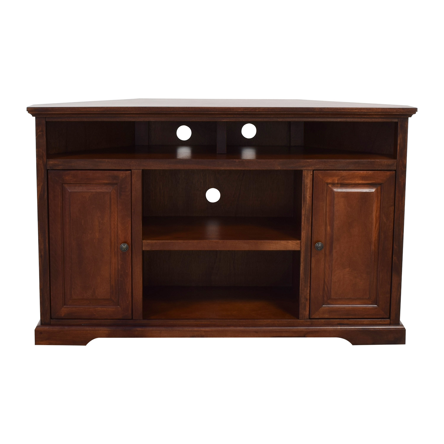 Darby Home Co. Darby Home Co. Legrand Corner TV Stand dimensions