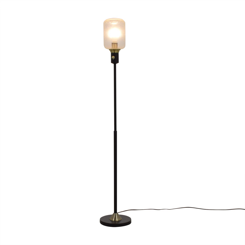 shop Pacific Coast Lighting Menlo Lane Floor Lamp Pacific Coast Lighting