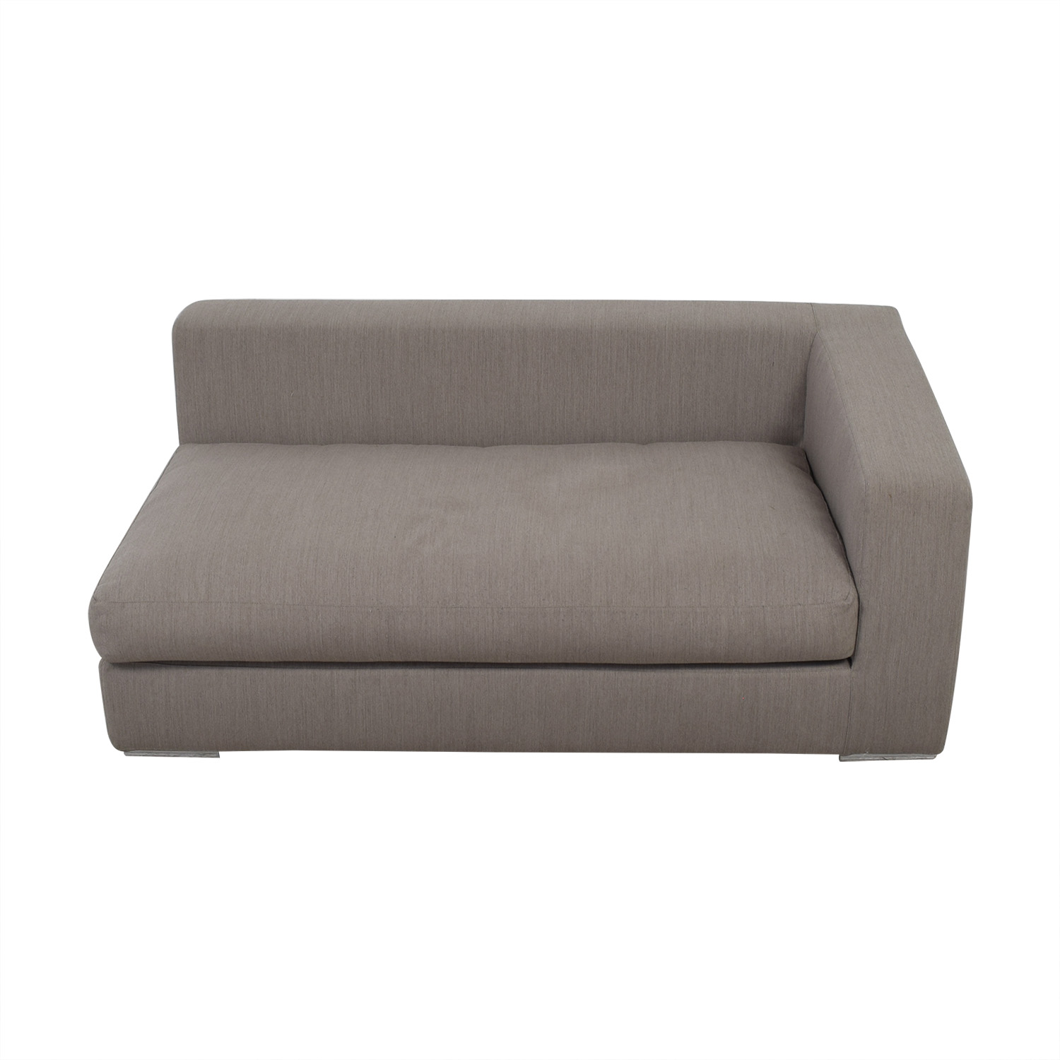buy Toscanova Toscanova Custom Mood Grey Sofa Section online