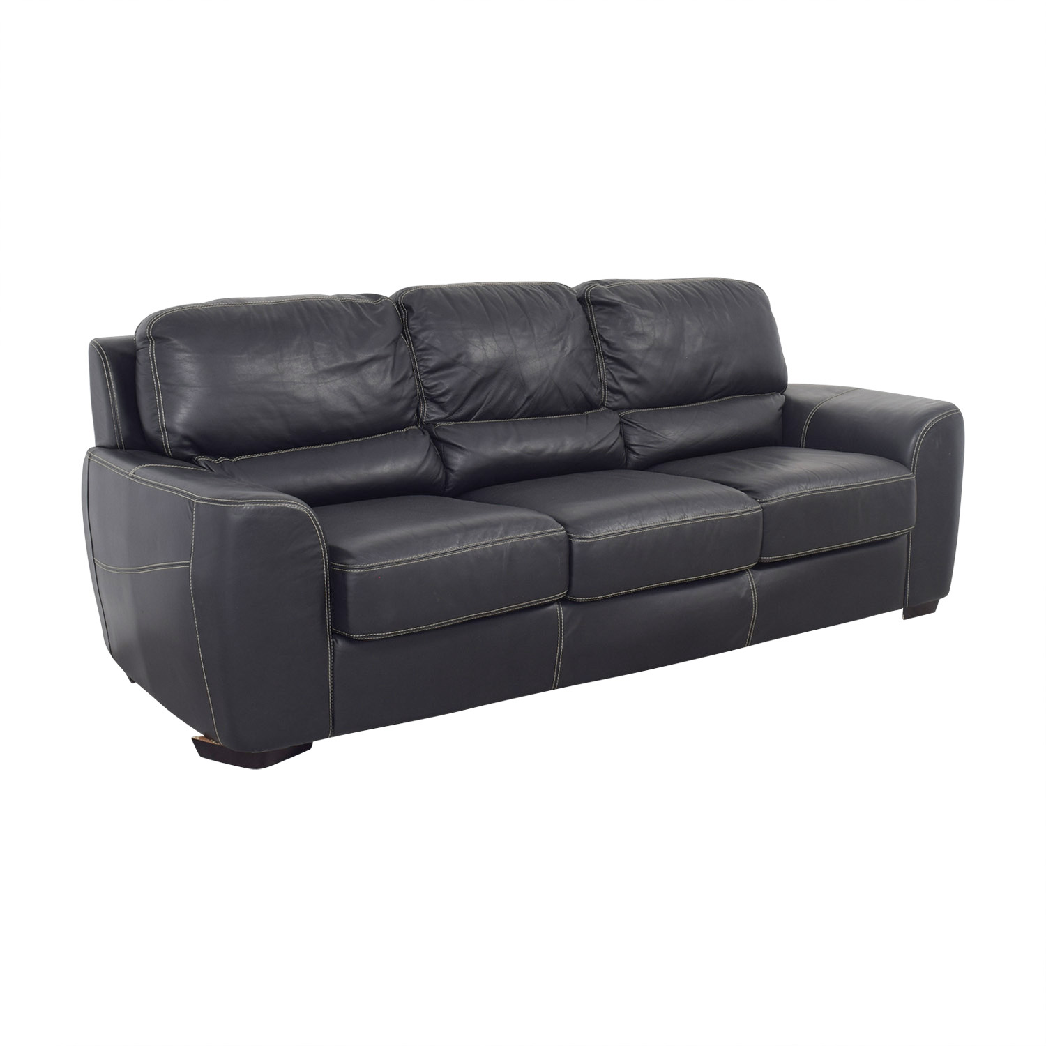 82 Off Z Gallerie Z Gallerie Three Cushion Black