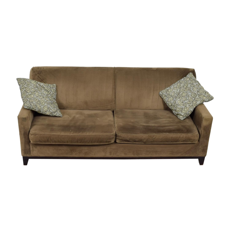 Rowe Martin Rowe Martin Two-Cushion Sofa Sofas