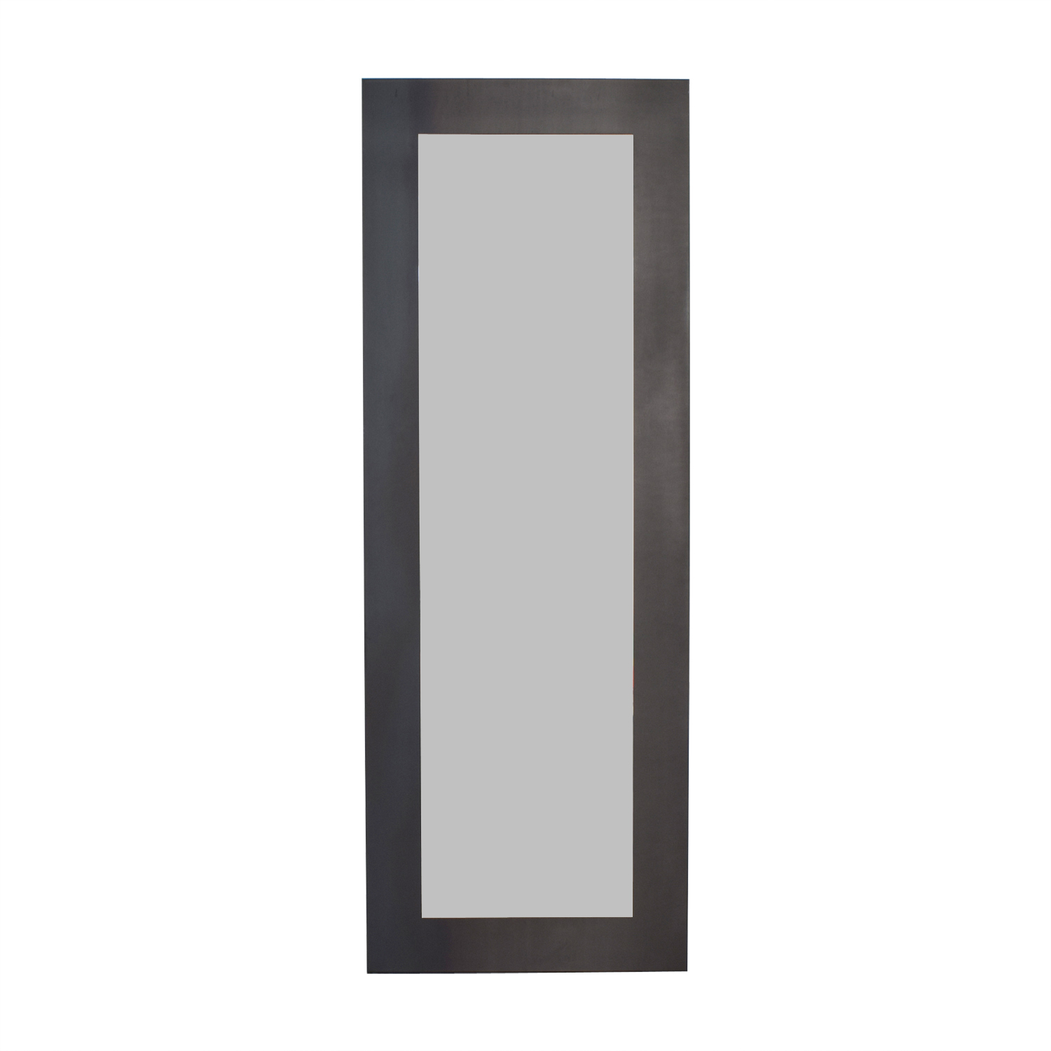 Room & Board Room & Board Natural Steel Industry Leaning Mirror Mirrors