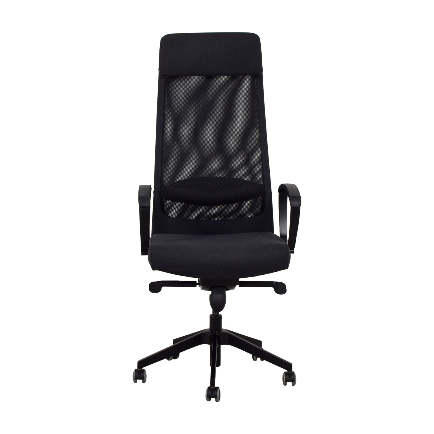 buy IKEA Black Office Chair IKEA Home Office Chairs