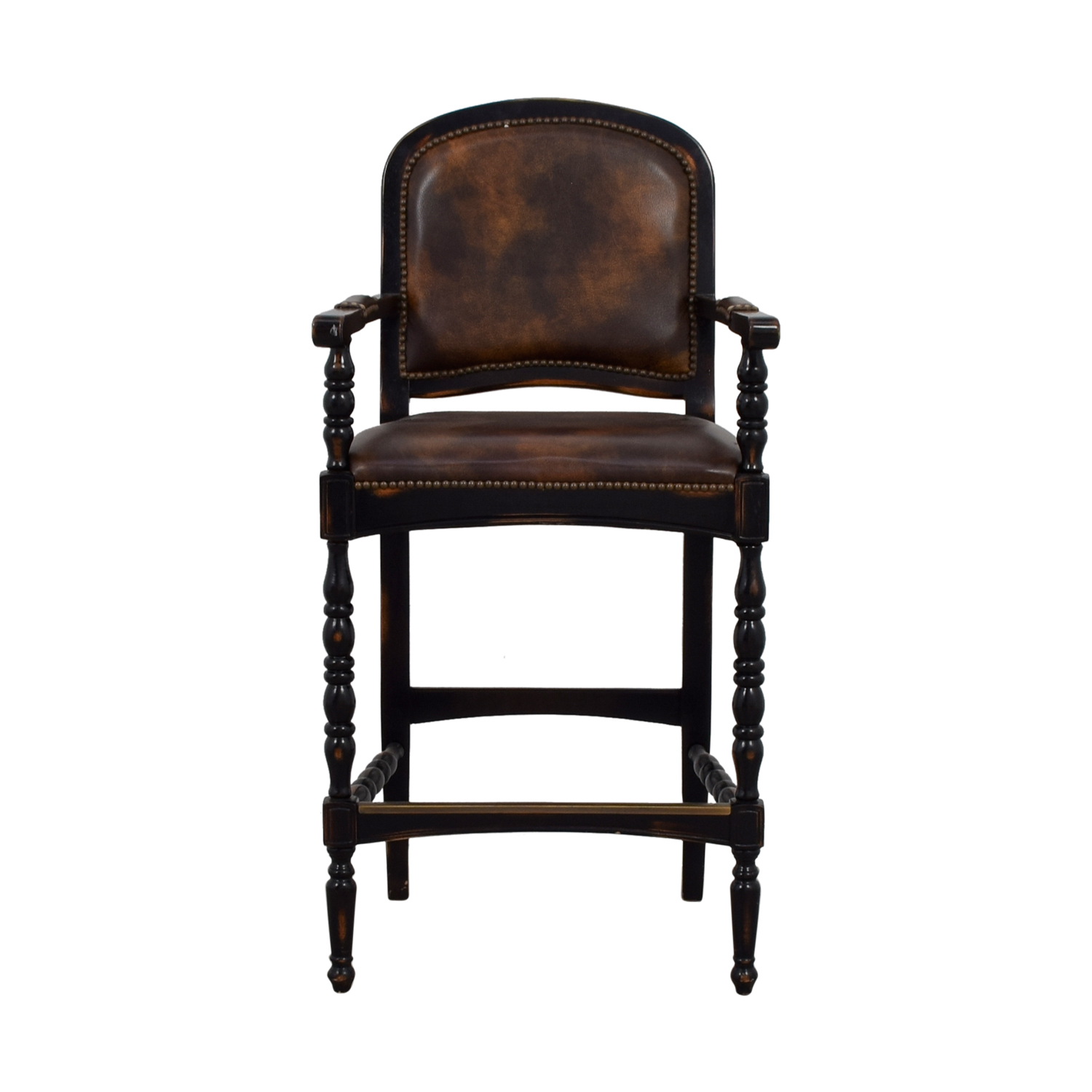 Leather Barstool chair for sale