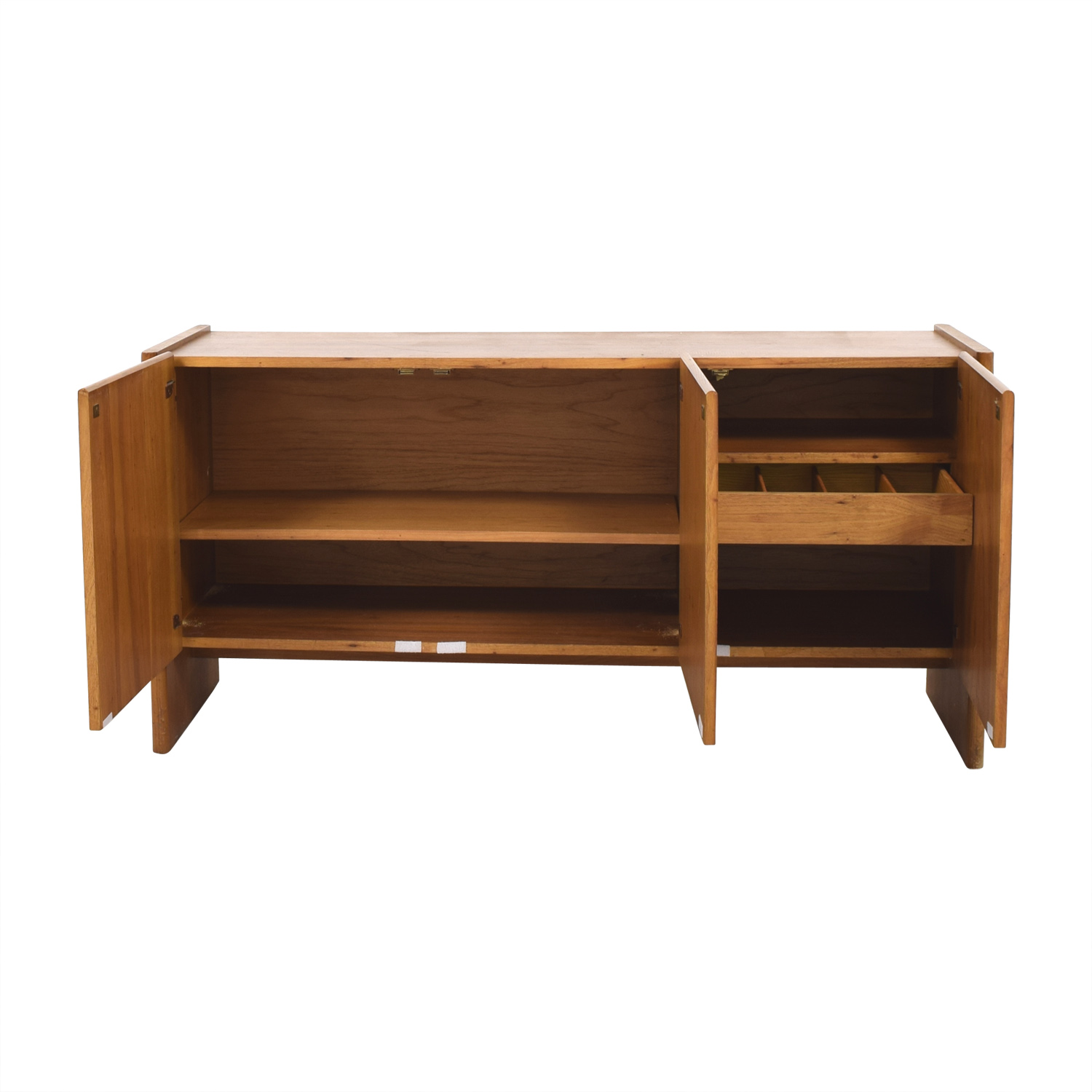 buy Single Drawer with Shelves Buffet  Sofas