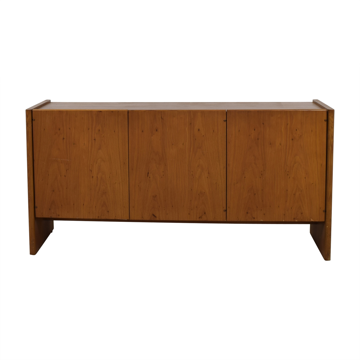 Single Drawer with Shelves Buffet nyc