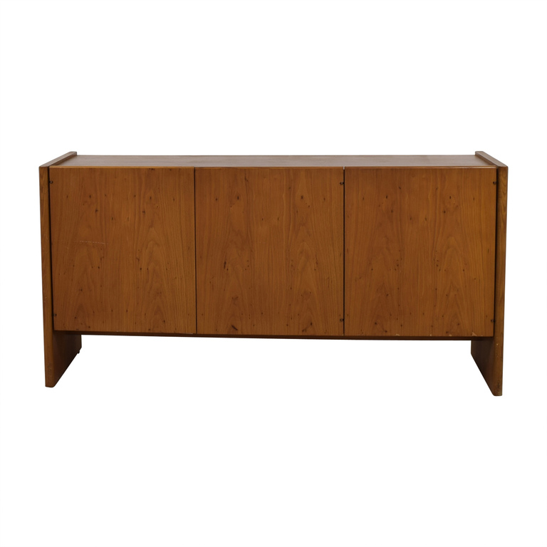 Single Drawer with Shelves Buffet sale