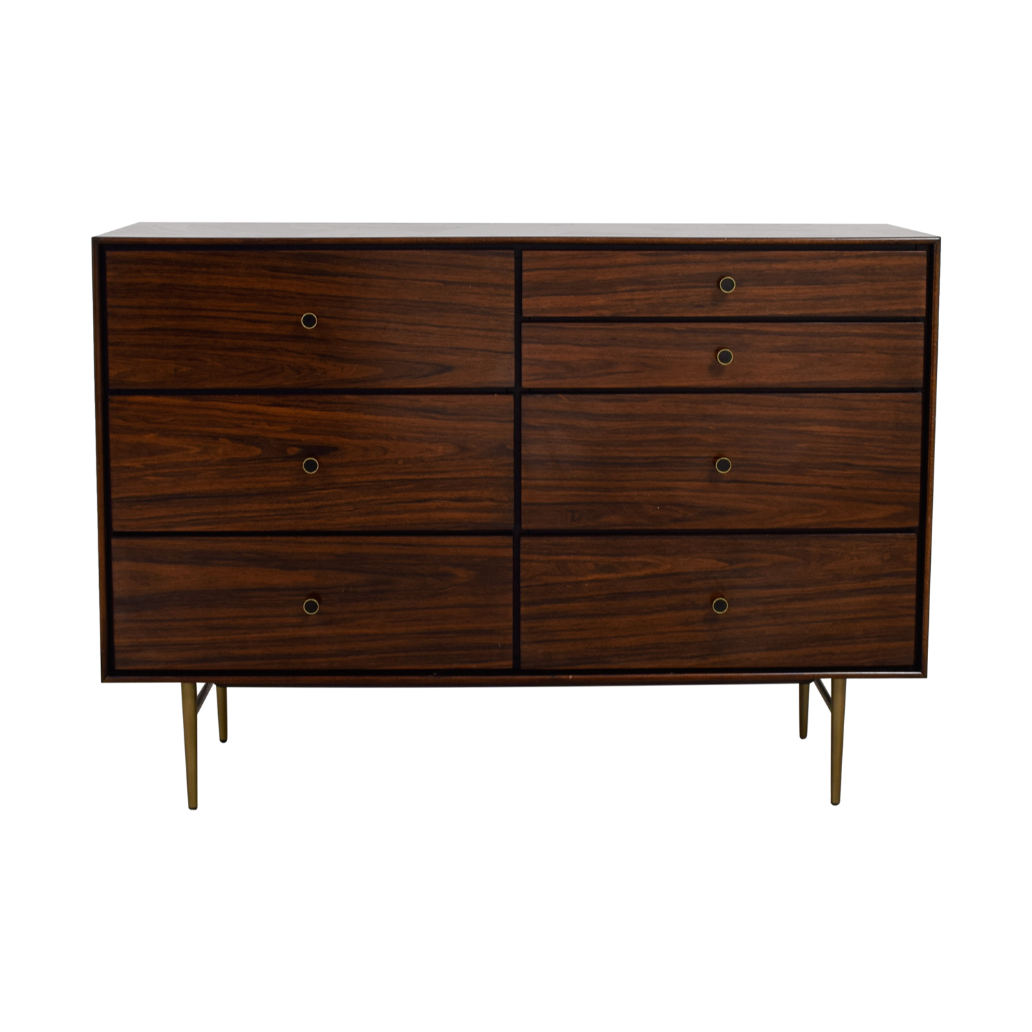 buy West Elm Seven-Drawer Dresser West Elm Dressers