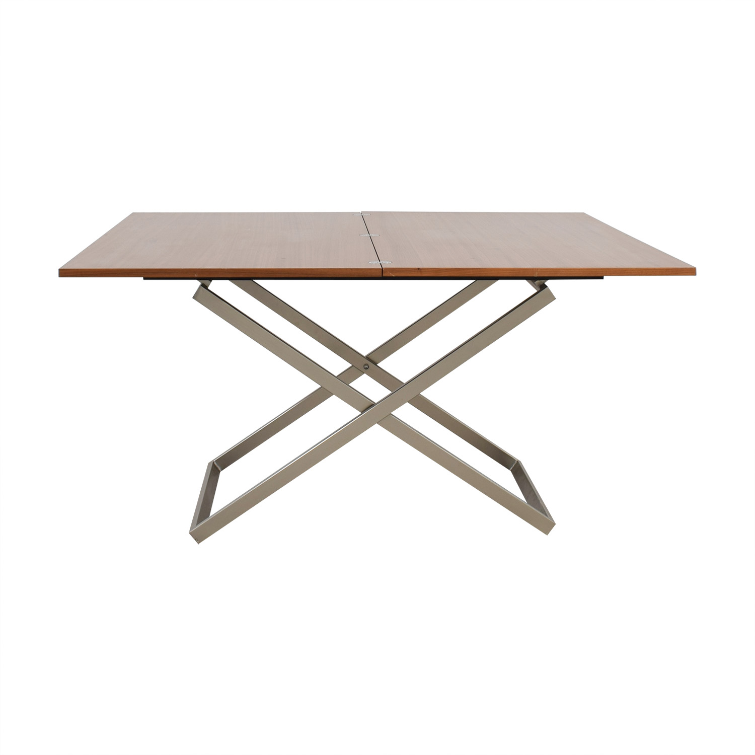 shop Bo Concept Rubi Adjustable Table from Coffee to Dining Bo Concept