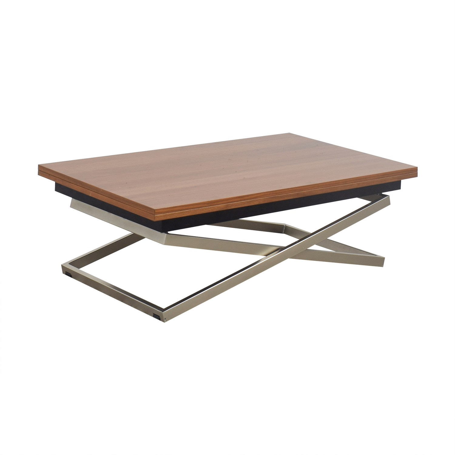 buy Bo Concept Rubi Adjustable Table from Coffee to Dining Bo Concept Coffee Tables