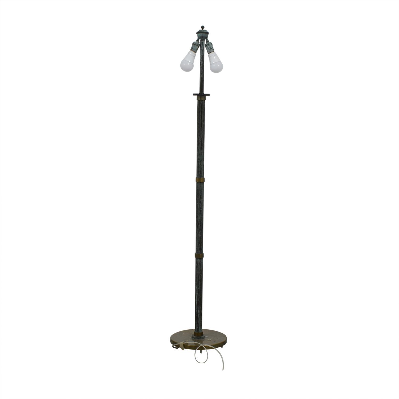 Copper Floor Lamp for sale