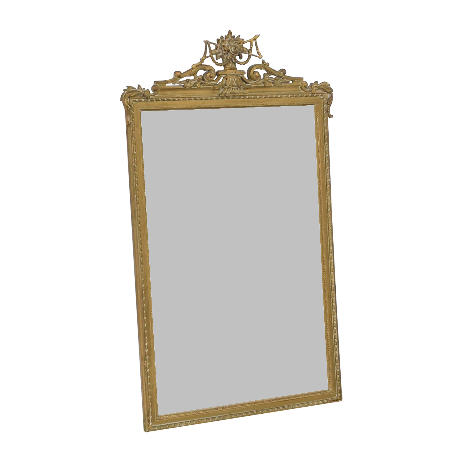 shop Antique Gold Framed Mirror  Decor