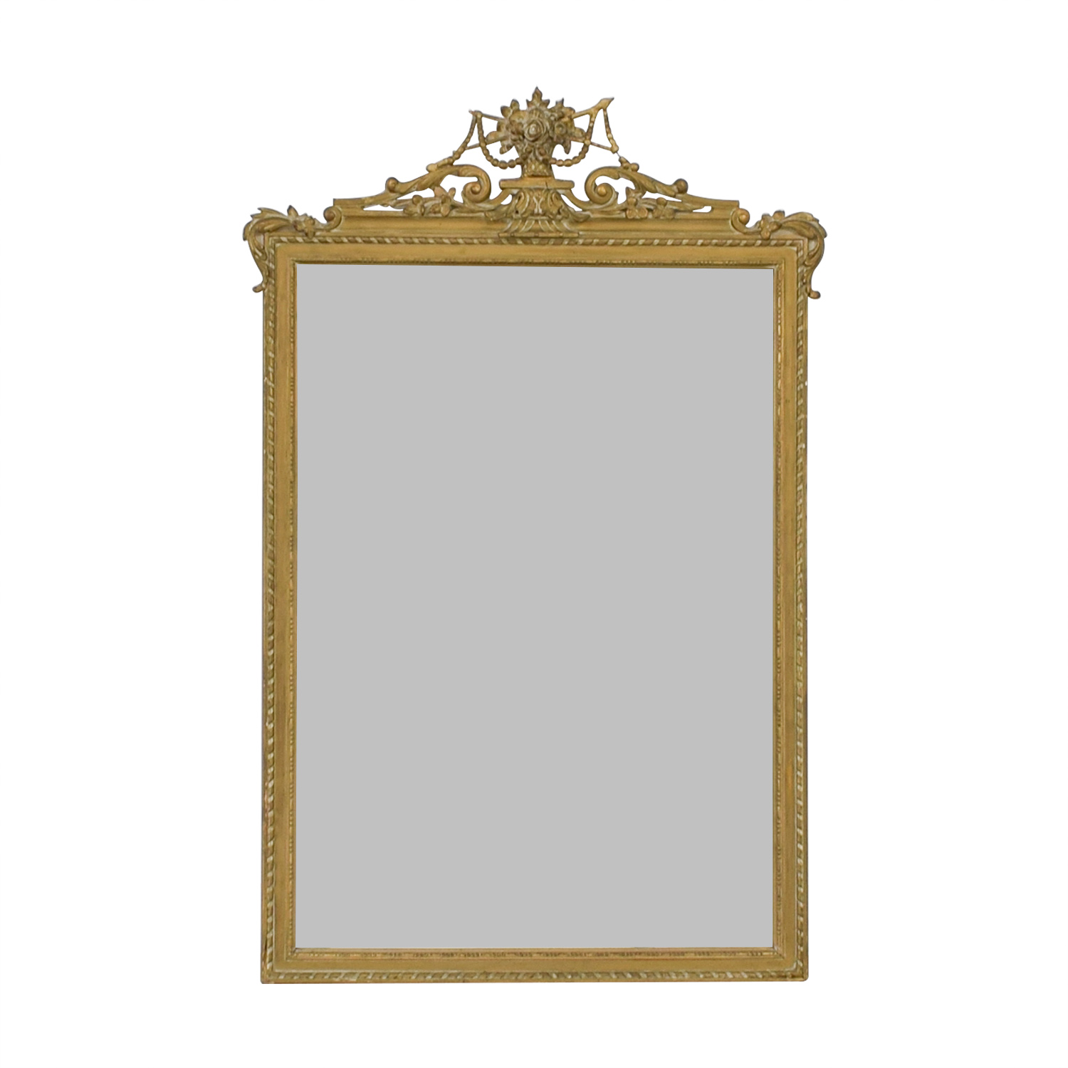 Antique Gold Framed Mirror nyc