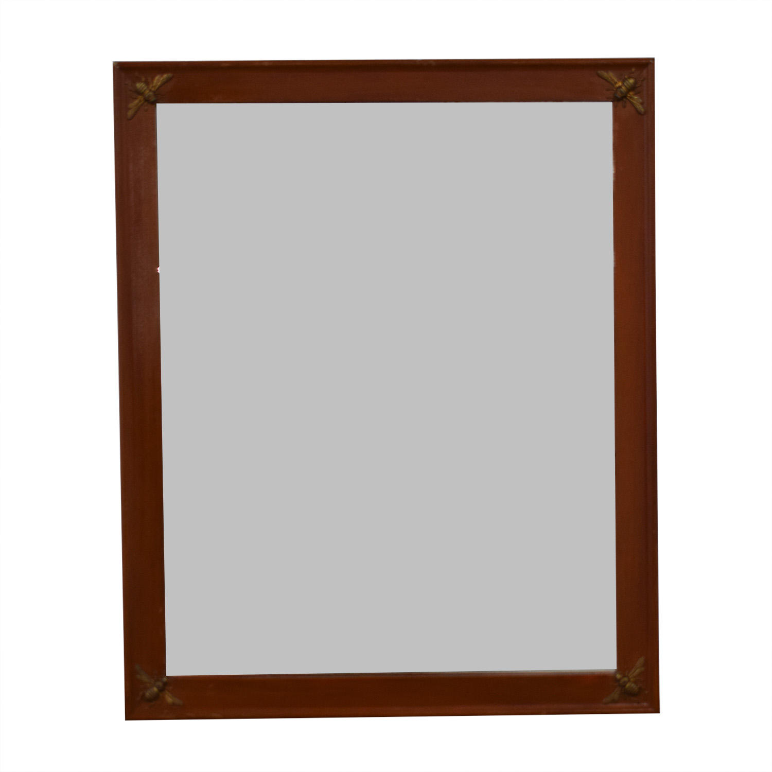 buy Bee Wood Framed Mirror