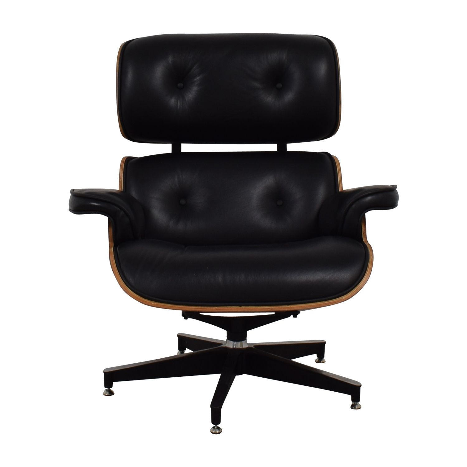 buy Manhattan Home Design Eames Replica Chair and Ottoman Manhattan Home Design Accent Chairs
