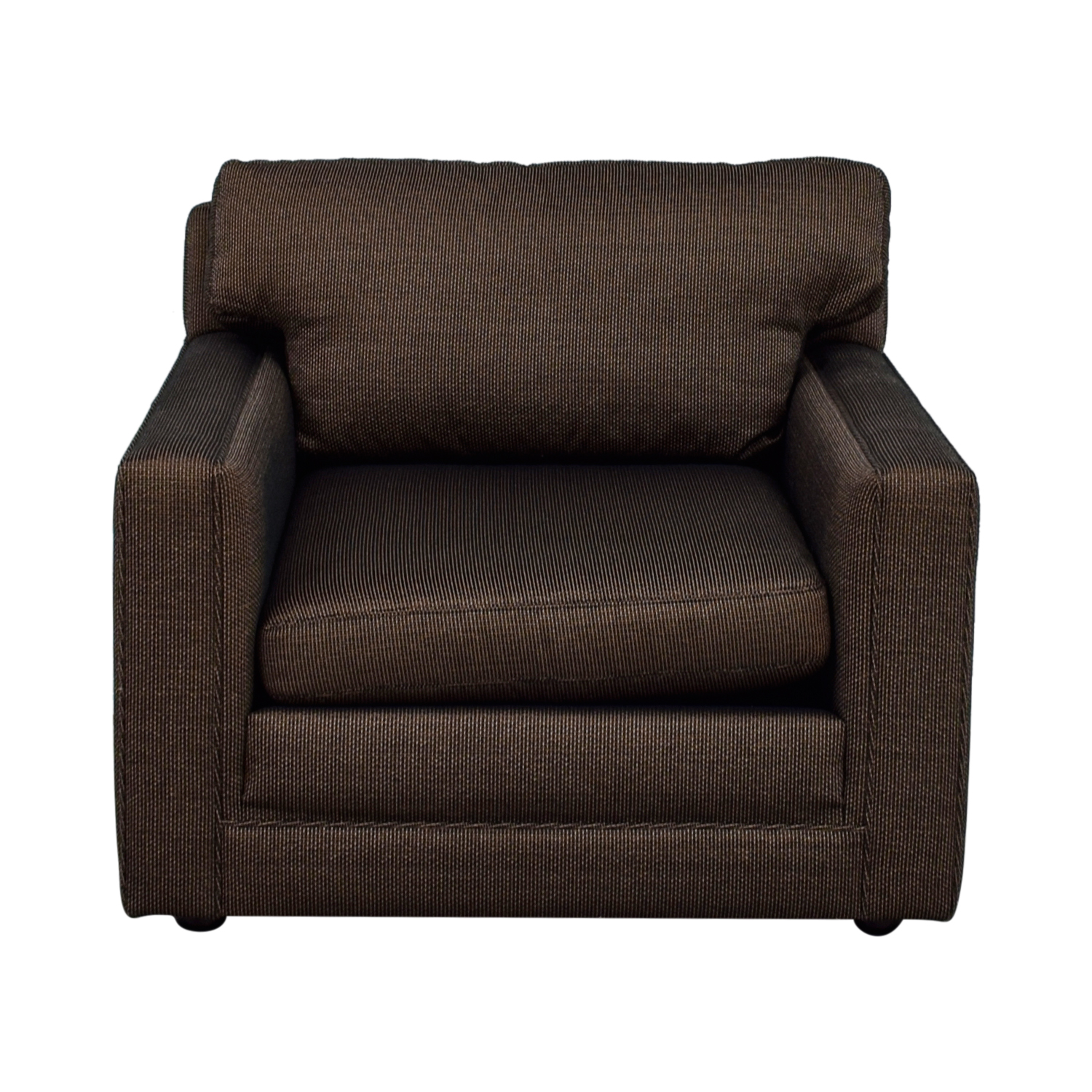 Keilhauer Keilhauer Cascade 1011 Tweed Accent Chair on sale