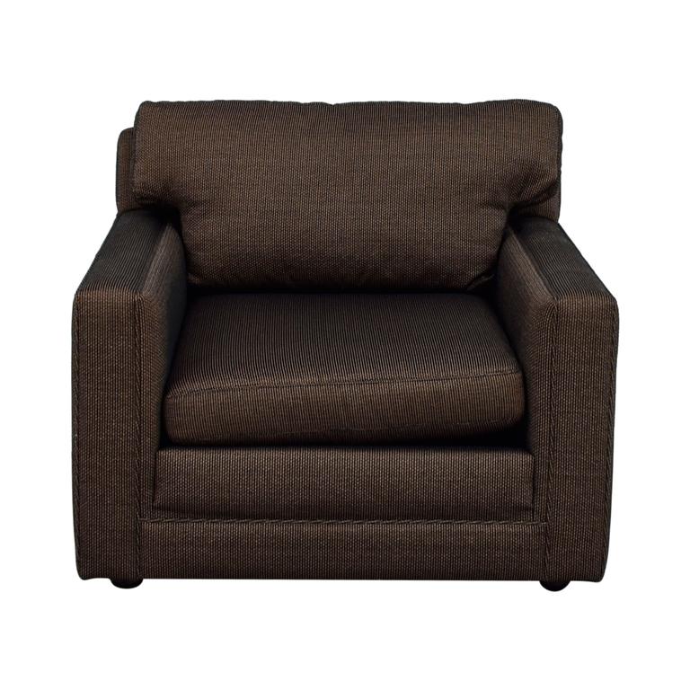 Keilhauer Cascade 1011 Tweed Accent Chair Keilhauer