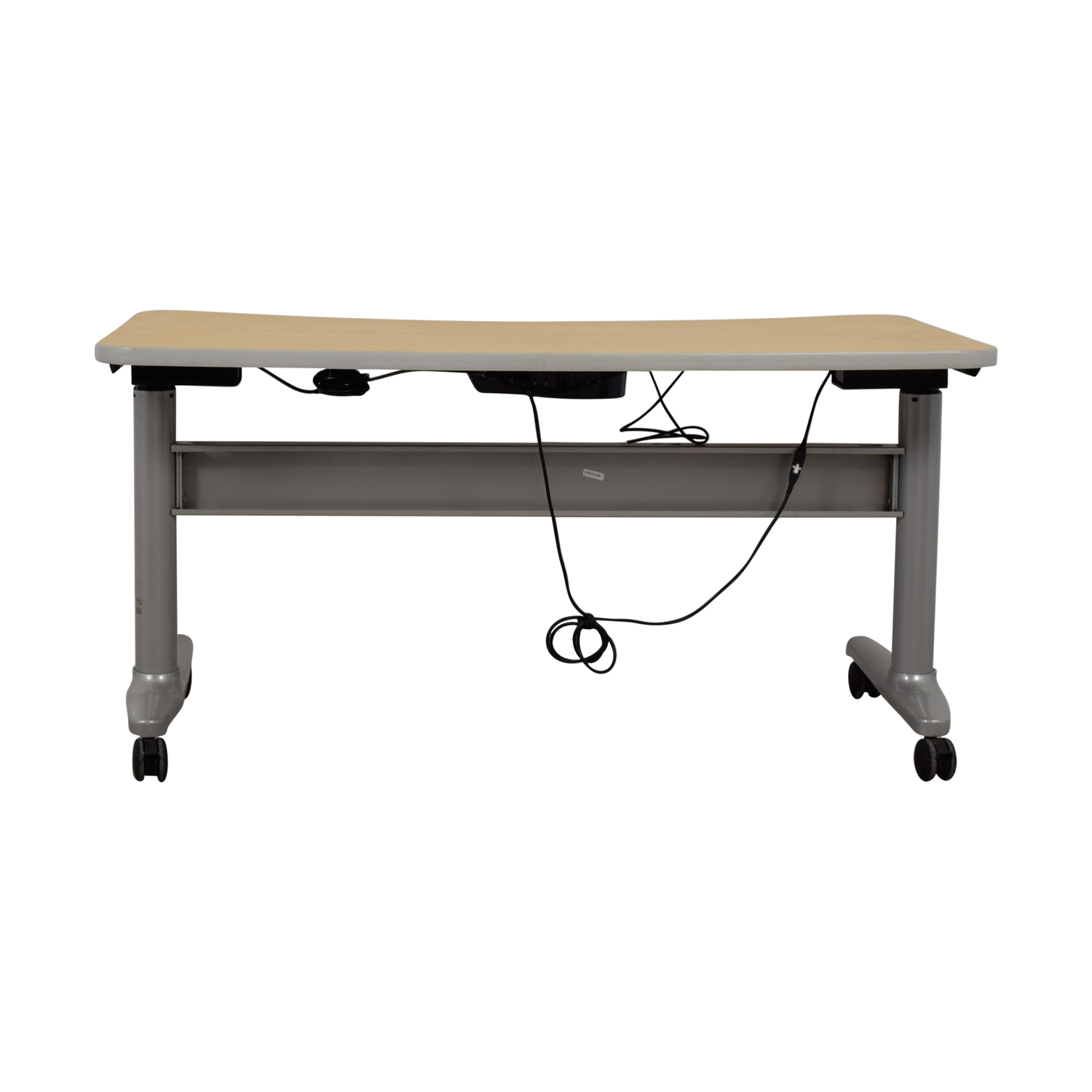 UpDesk UpDesk Electronically Controlled Standing Desk on Castors coupon