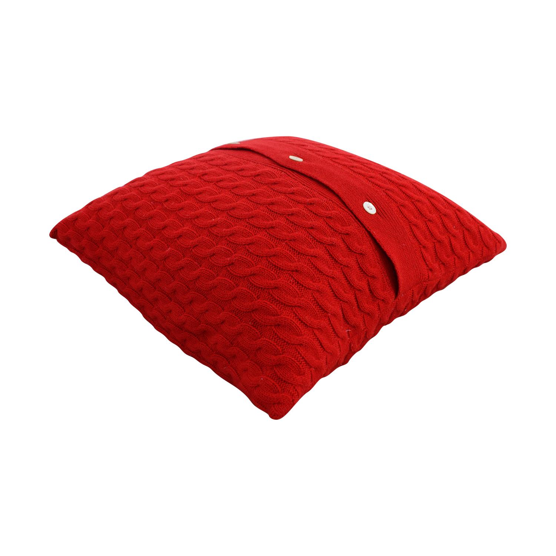 shop  Red Toss Pillow online