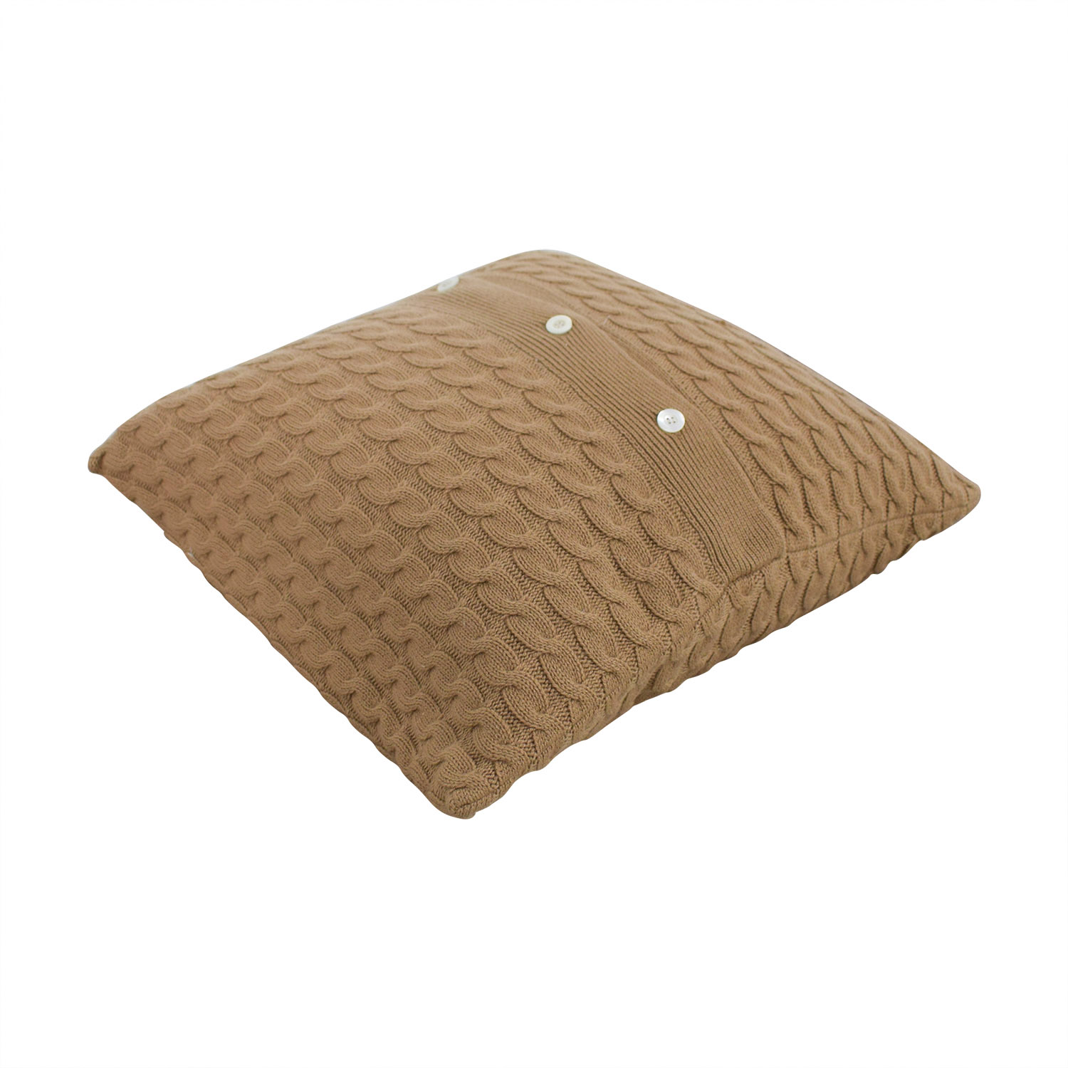 buy  Tan Toss Pillow online