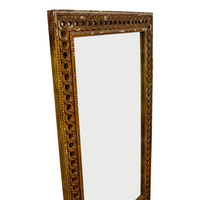buy Gold Framed Mirror