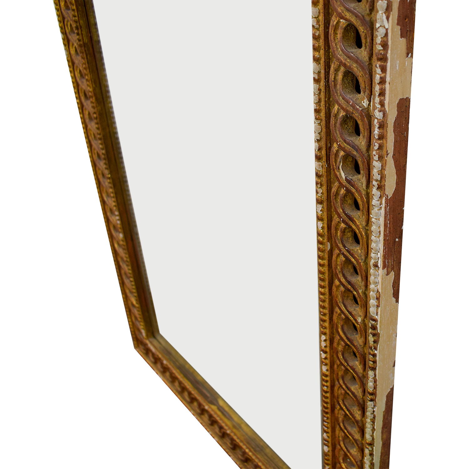 Gold Framed Mirror dimensions