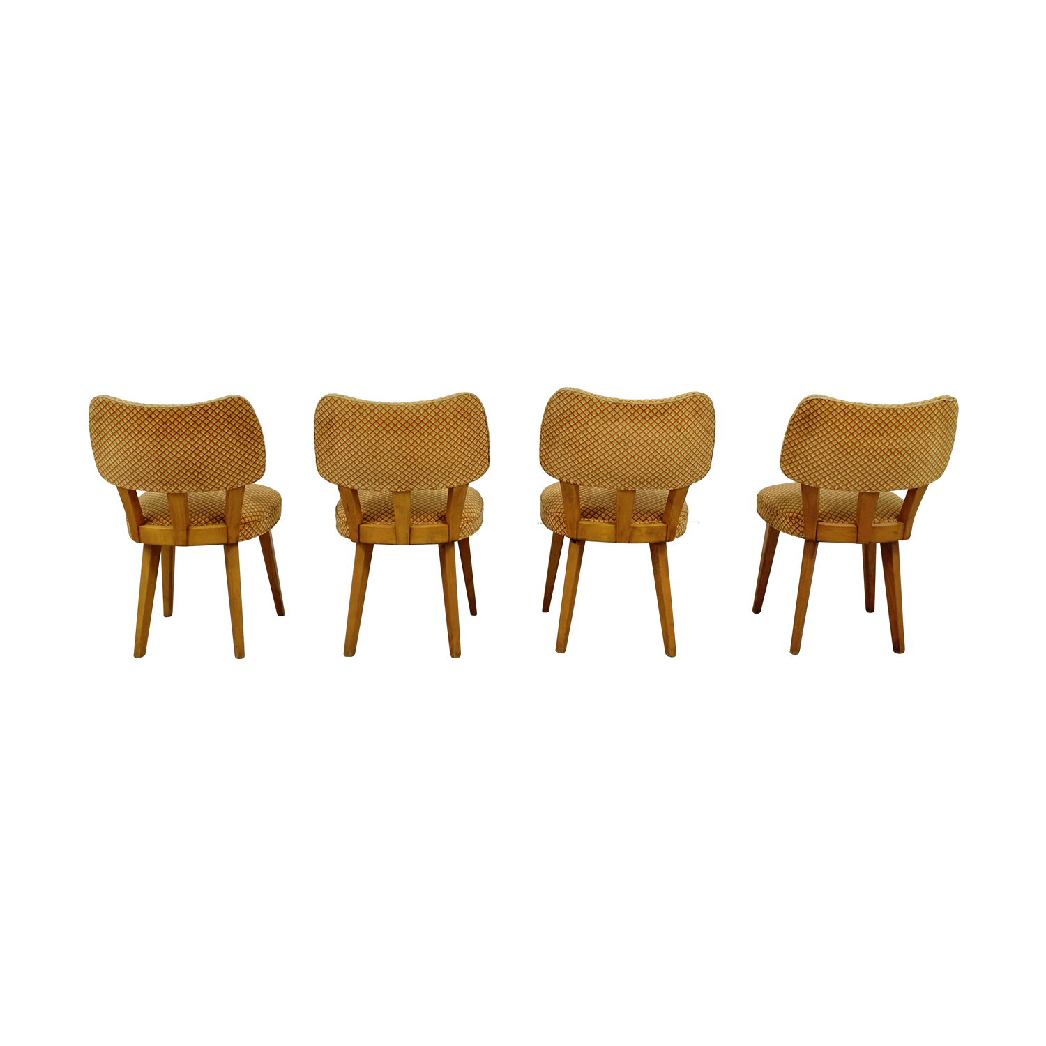 Mid-Century Modern Dining Chairs / Sofas