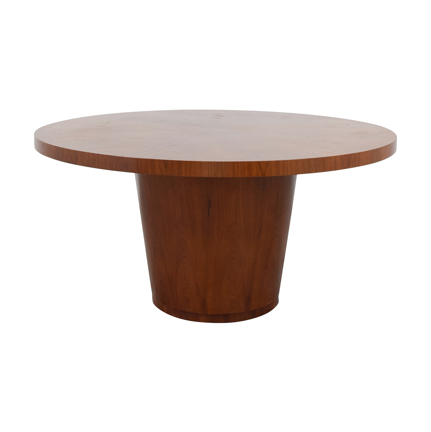 Crate & Barrel Crate & Barrel Orion Hard Wood Table dimensions