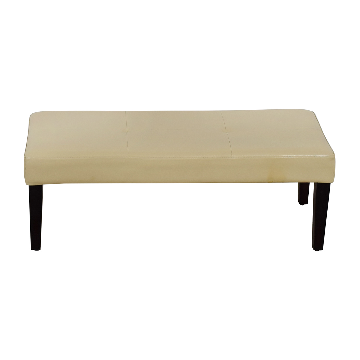 shop Overstock Overstock Taupe Bench online