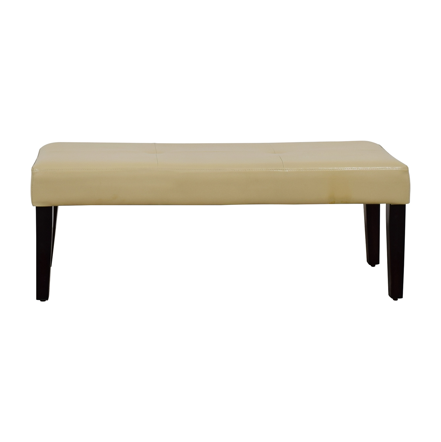 Overstock Taupe Bench / Benches