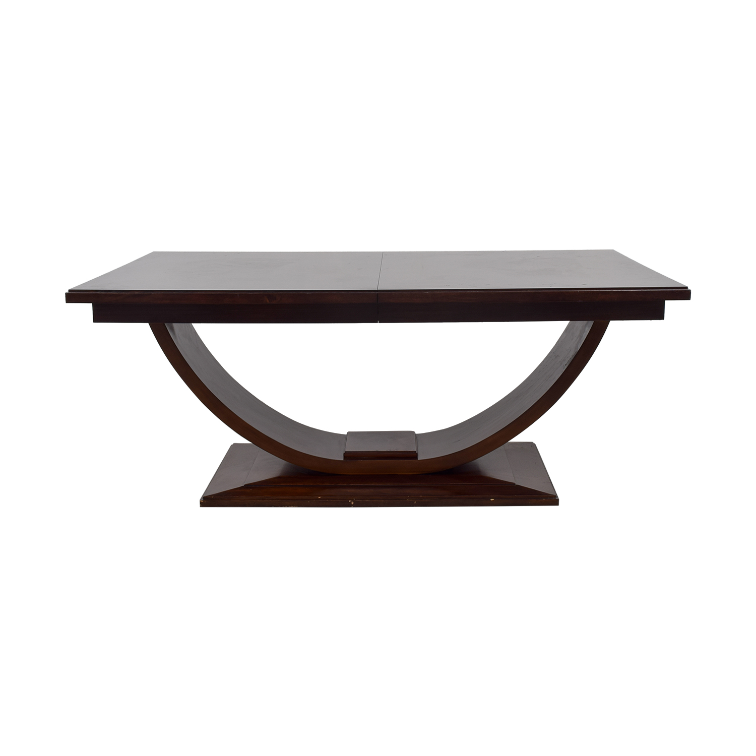 Z Gallerie Z Gallerie Arched Base Dining Table
