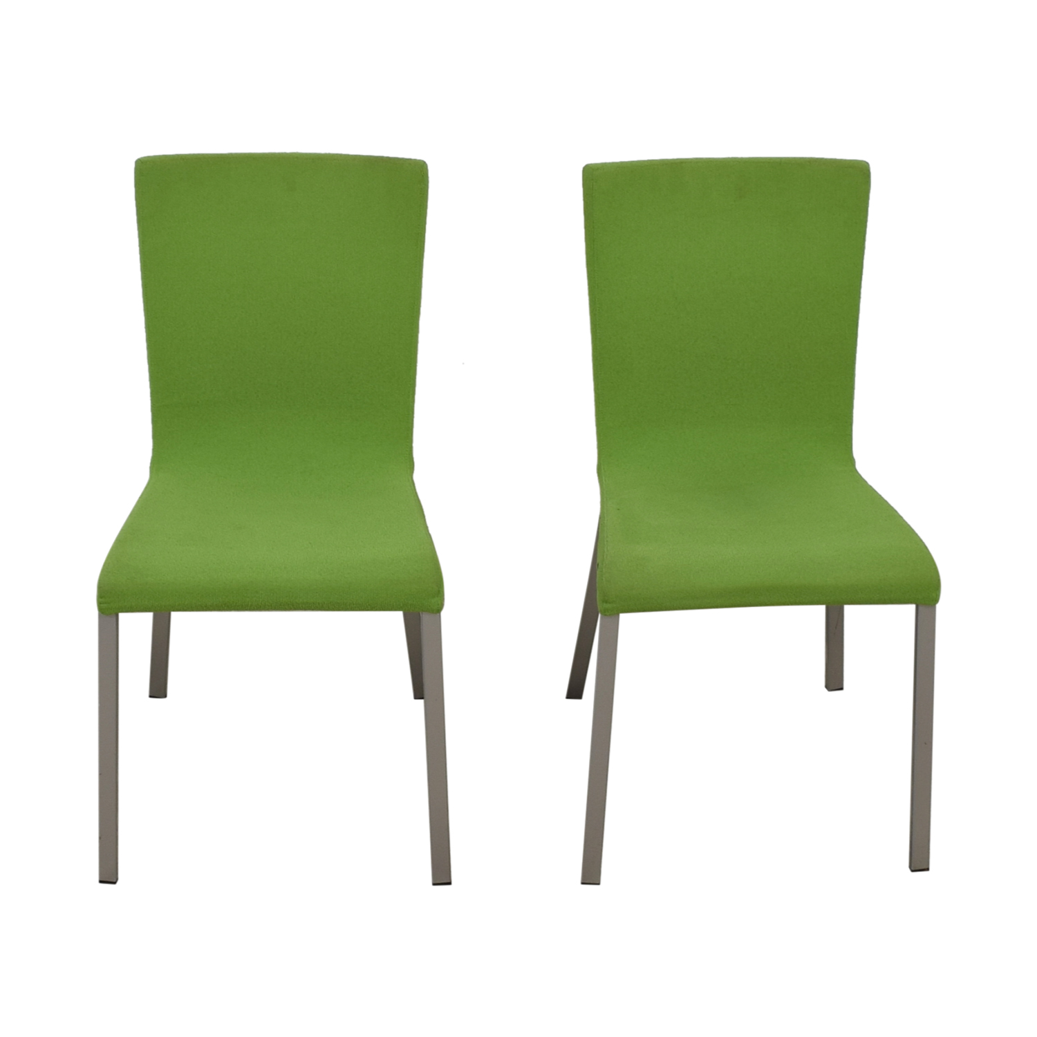 Calligaris Green Club Chairs / Sofas