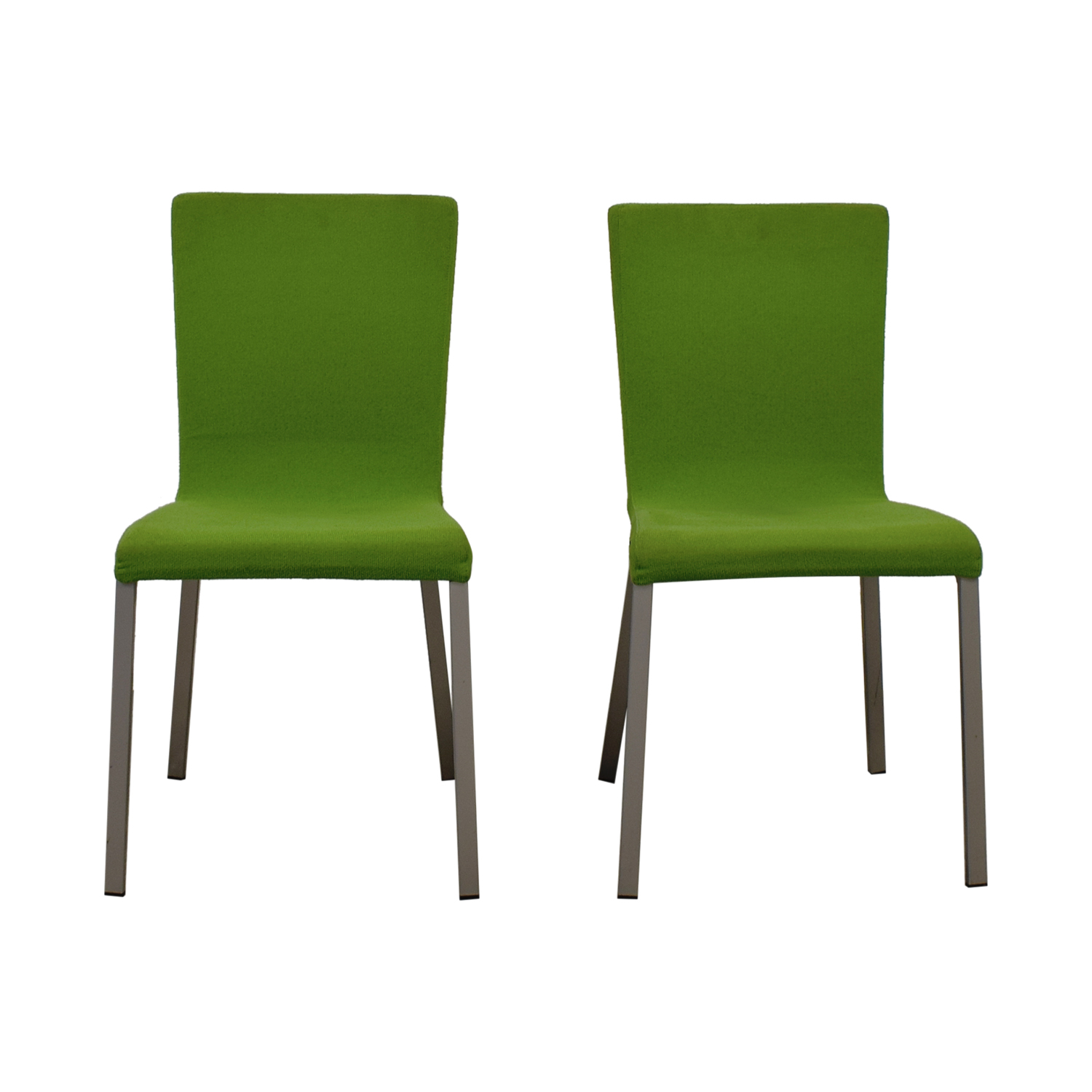 Calligaris Calligaris Green Club Chairs second hand