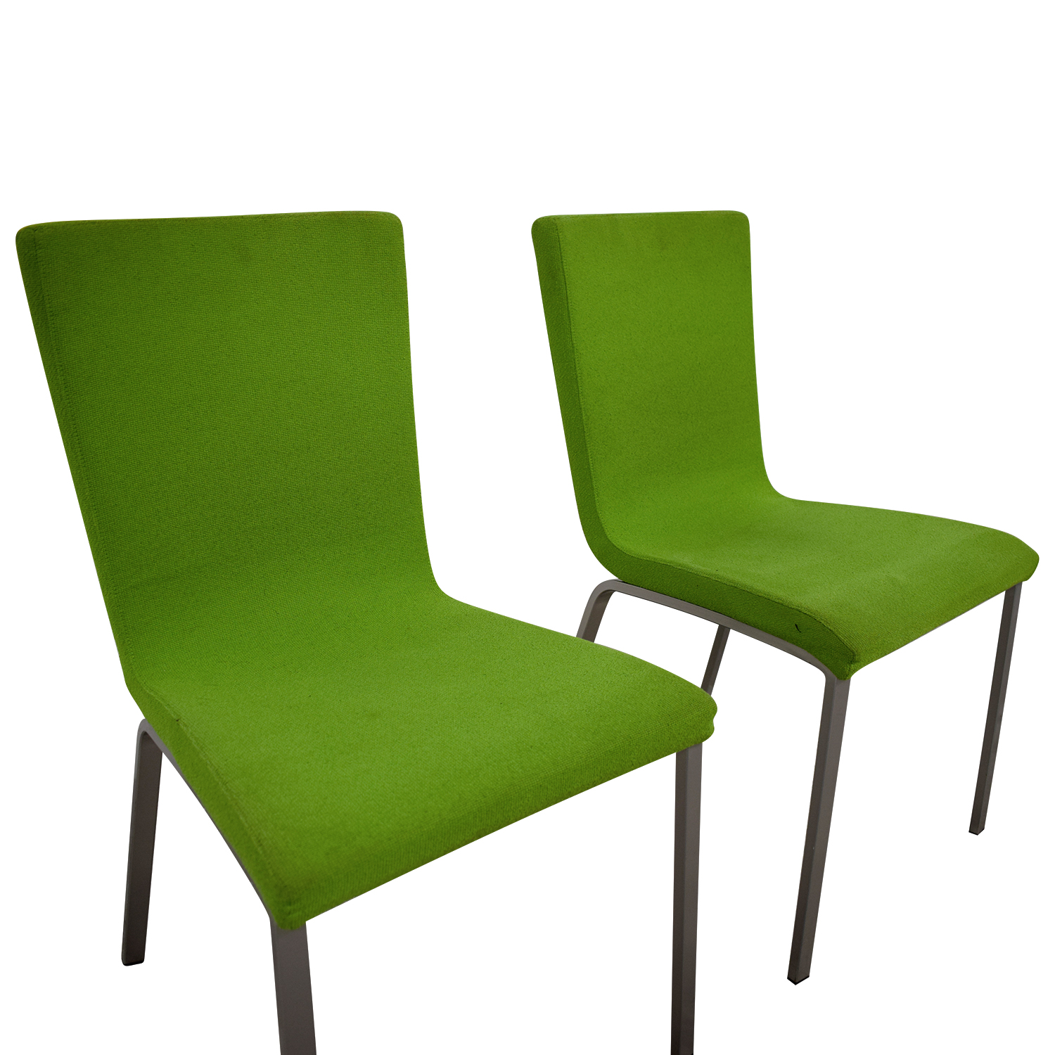 Calligaris Calligaris Green Club Chairs on sale