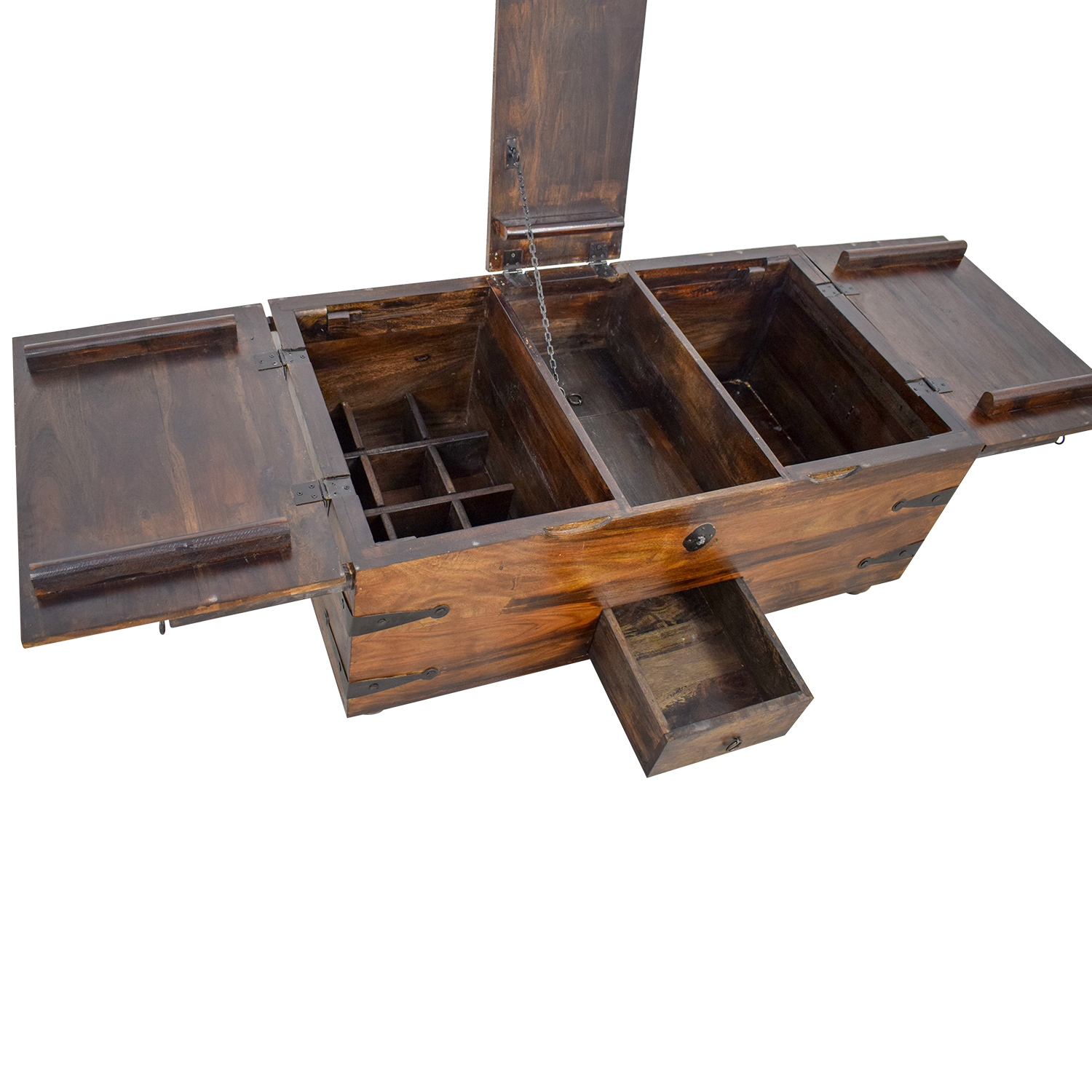 Crate Barrel Table: Crate And Barrel Crate & Barrel Chest Coffee