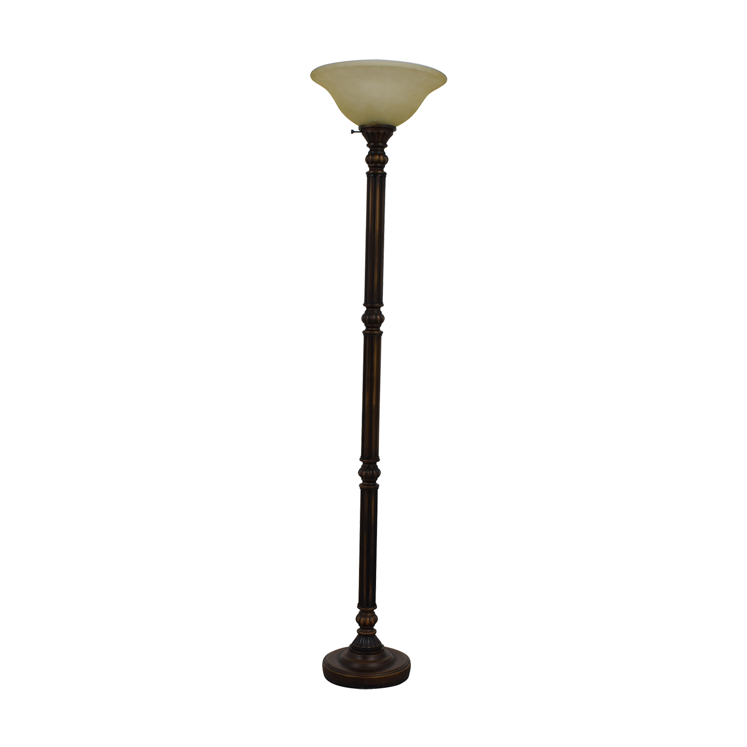 buy Pottery Barn Pottery Barn Domed Floor Lamp online