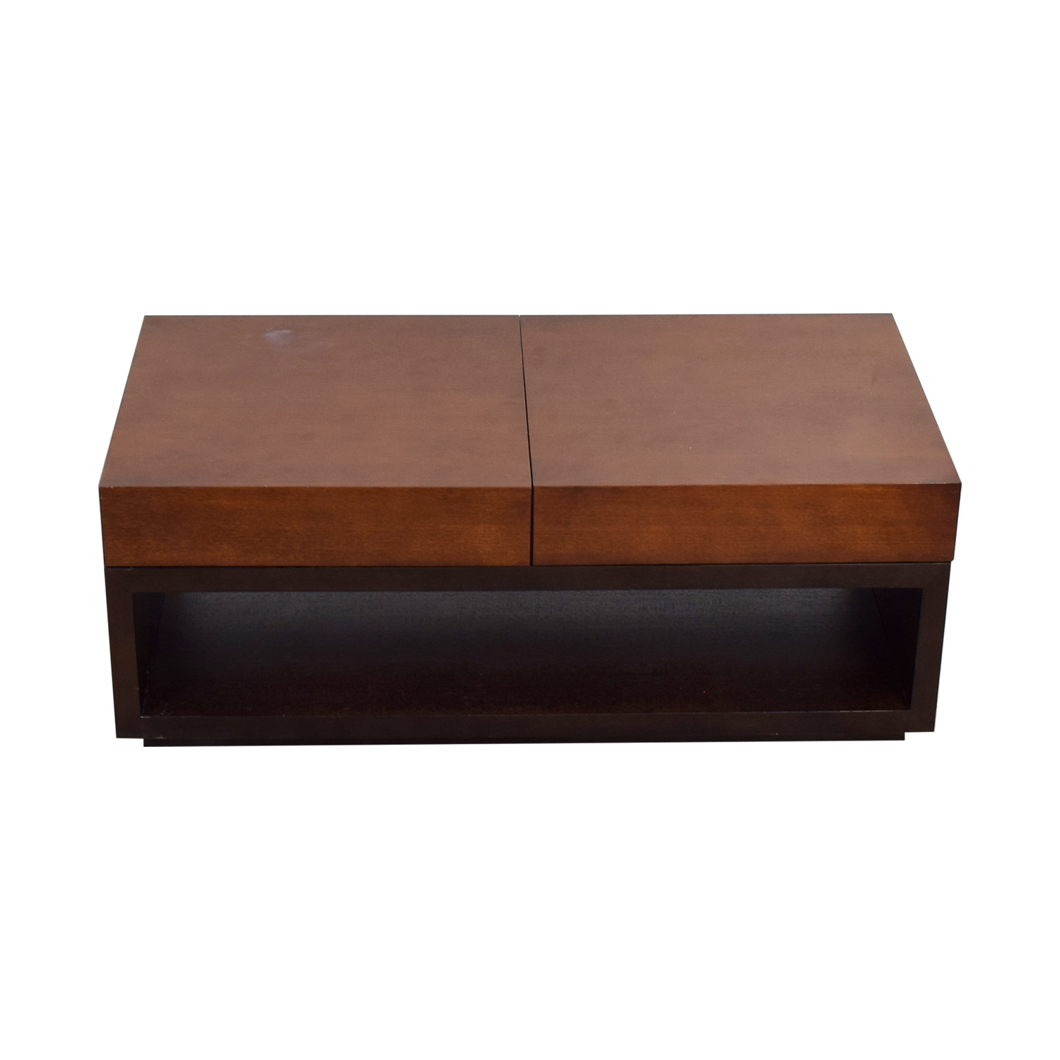 buy Crate & Barrel Crate & Barrel Trax Coffee Table online