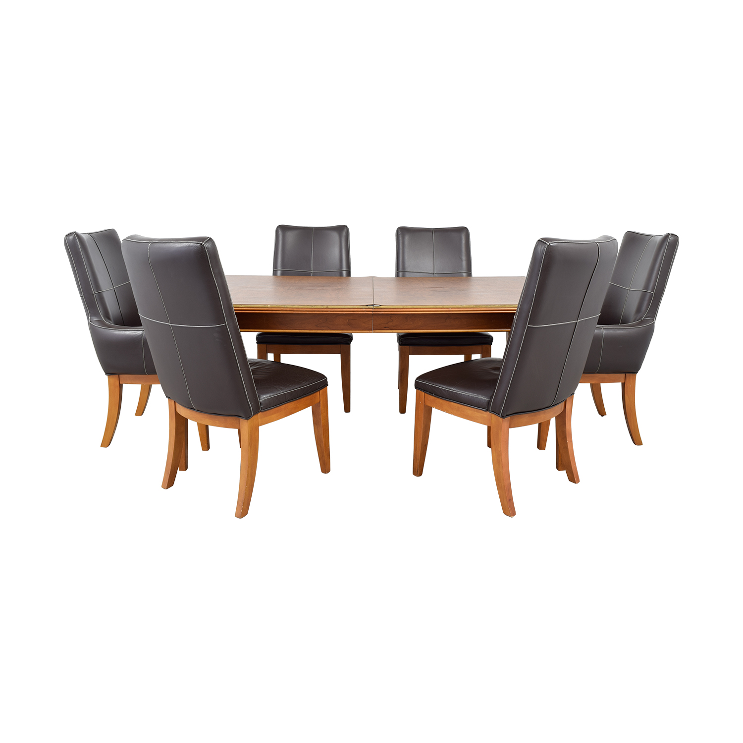 shop Stanley Furniture Wood Dining Set Stanley Furniture