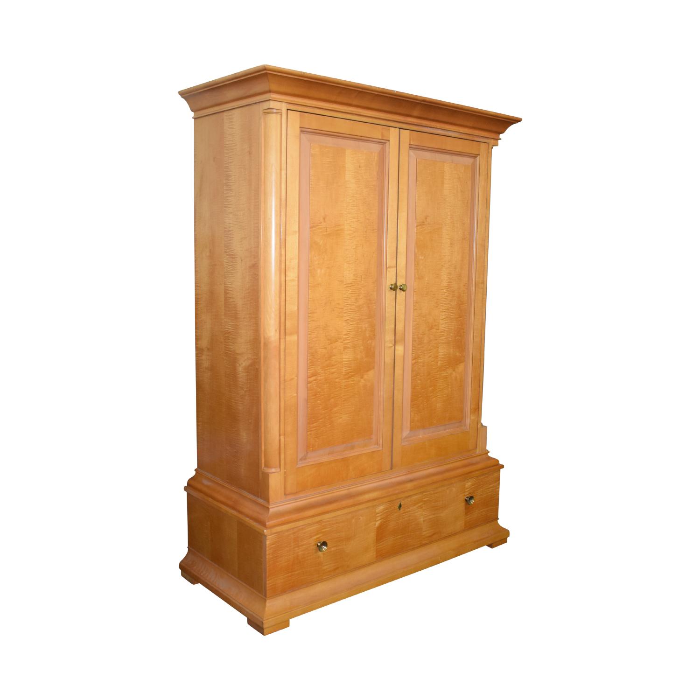 buy Drexel Heritage Visions Wood Media Cabinet Drexel Heritage