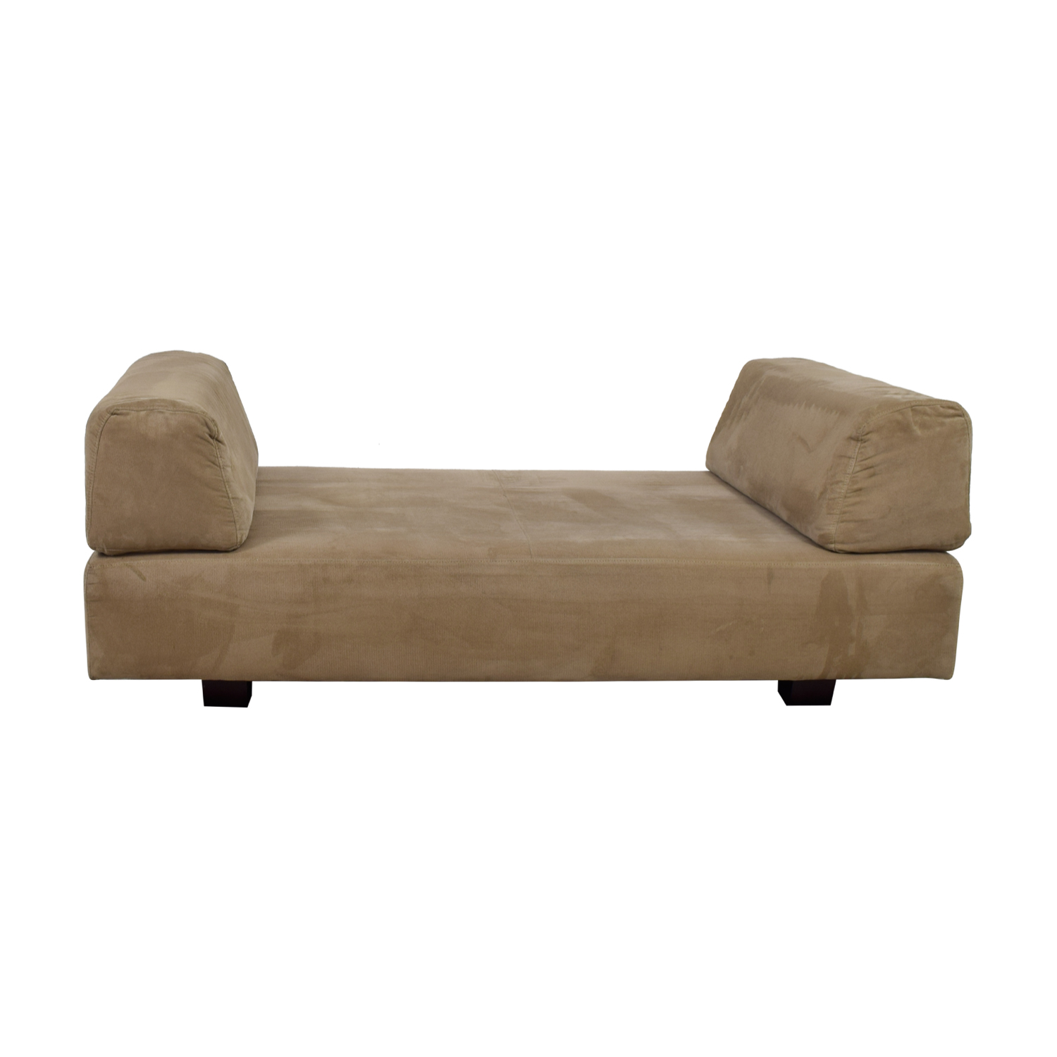 West Elm West Elm Tan Interchangable Sofa dimensions