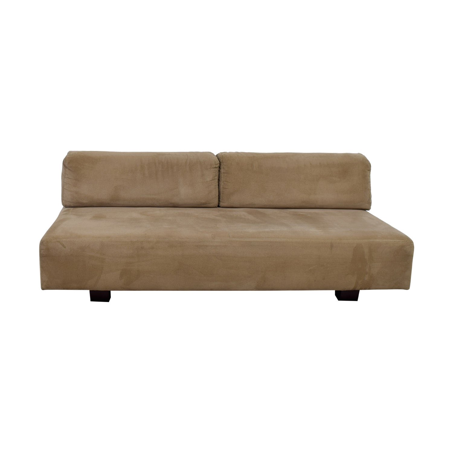 West Elm West Elm Tan Interchangable Sofa nj