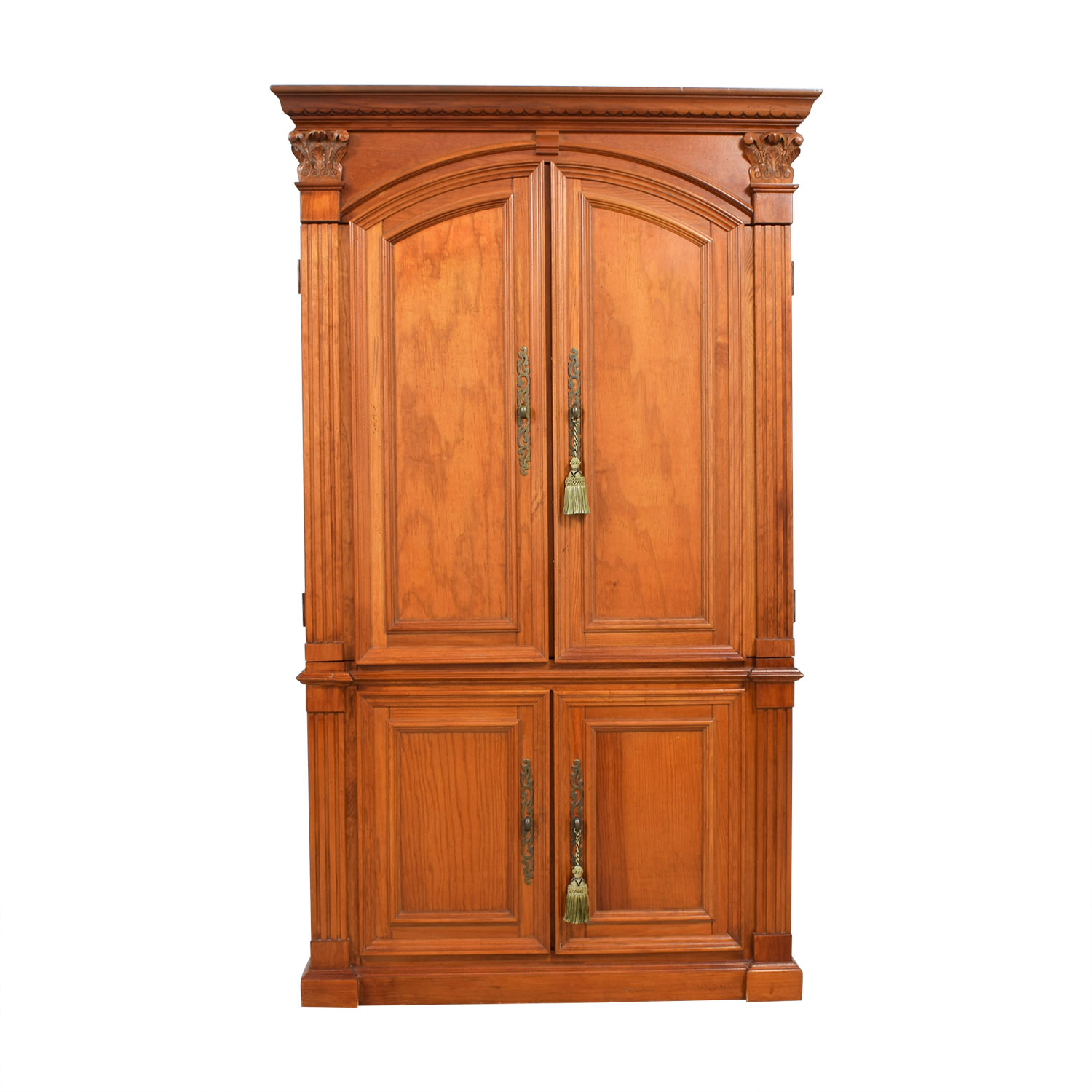 Hamilton Heritage Hamilton Heritage Entertainment Armoire for sale