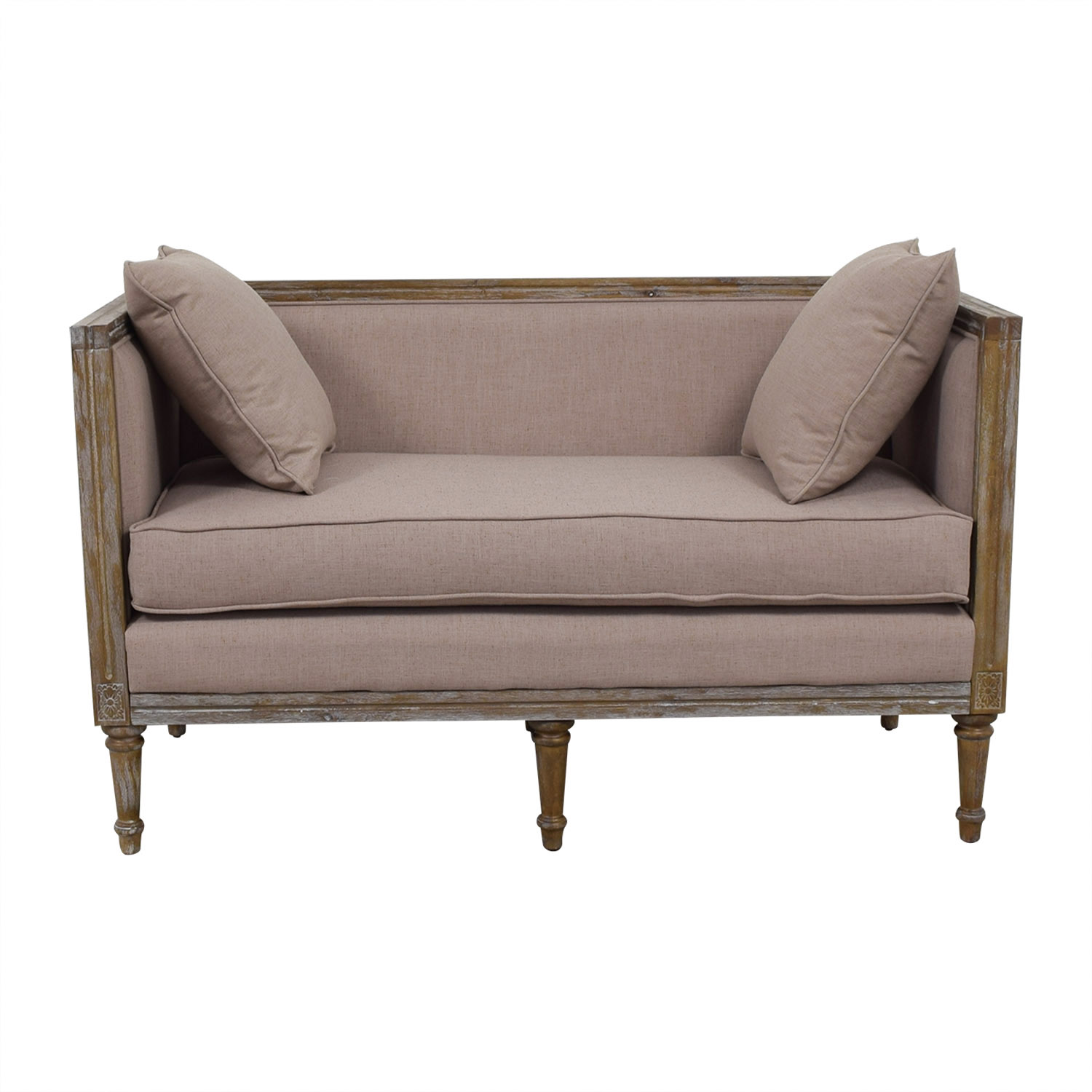 Safavieh Safavieh Leandra French Country Settee coupon
