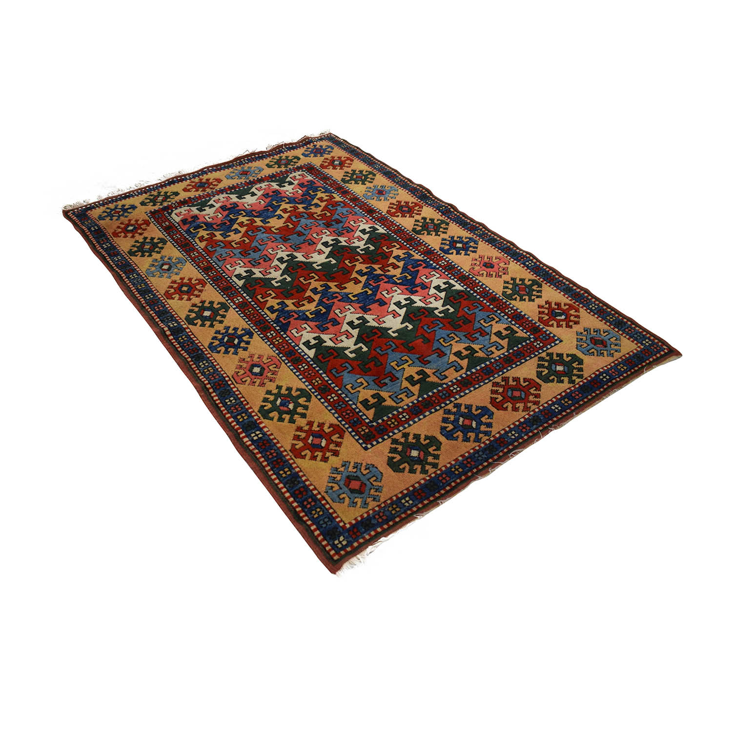 shop Hand Made Turkish Rug