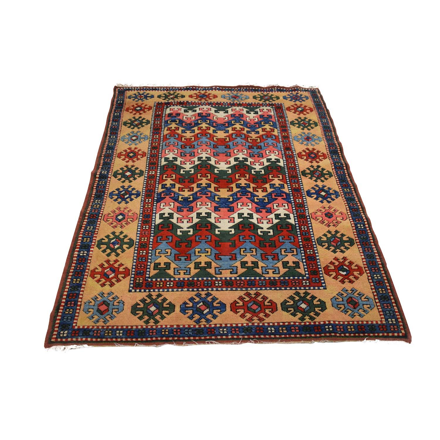 Hand Made Turkish Rug Rugs